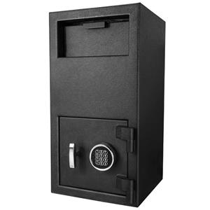 barska dx 300 cubic feet large depository keypad safe ax12590. Black Bedroom Furniture Sets. Home Design Ideas