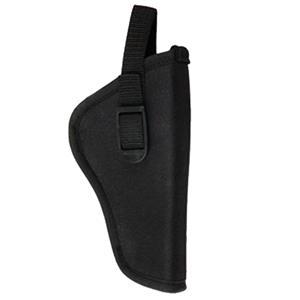 "Bulldog Cases DLX-12 Deluxe Hip S/&W Holster Right 3-4/"" Medium Revolver Nylon"