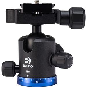 Benro Triple Action Ball Head w// PU60 Quick Release Plate V2E