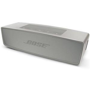 Bose SoundLink Mini Bluetooth Speaker II (Pearl) + Bose SoundLink Mini Bluetooth Speaker Travel Bag