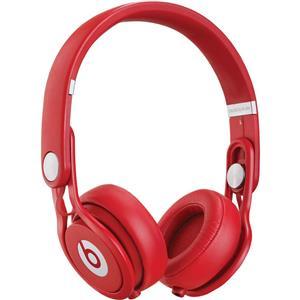 Beats Mixr On-Ear Headphone (Red) - Refurbished