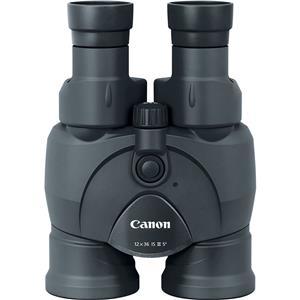 Canon 12x36 Image Stabilization III Binoculars (Black)