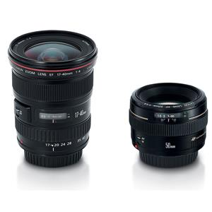 Canon EF 17-40mm f/4L USM Ultra-Wide Angle Zoom Lens - Refurbished