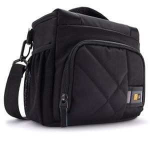 Case Logic Polyester Shoulder Bag for DSLR Camera (Black)