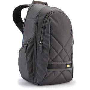 Case Logic CPL-108BK Backpack for DSLR Camera and iPad - Black