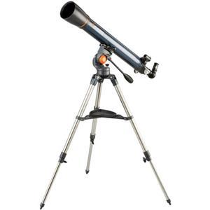 Celestron 21063 AstroMaster 90AZ Refractor Telescope with BONUS Astronomy Software Package