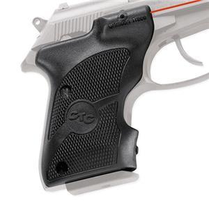 Crimson Trace LaserGrip Red Laser Sight f/Beretta Bobcat & Tomcat