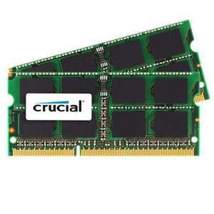 Crucial 8GB (2 x 4GB) DDR3 Memory