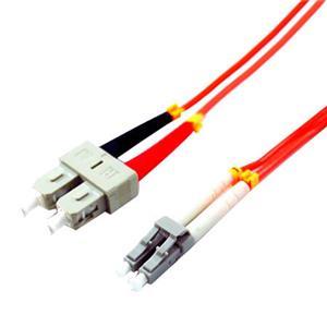 Comprehensive 98 42 Lc Male To Sc Male Duplex Fiber Patch