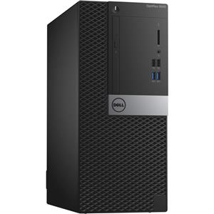 Dell OptiPlex 3040 Desktop with Intel Quad Core i5-6500 / 4GB / 500GB / Win 7 Pro