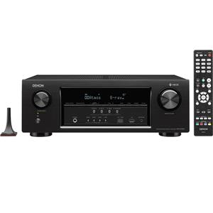Denon AVR-S730H 1155W 7.2 Channel 4K Ultra HD Network A/V Home Theater Receiver
