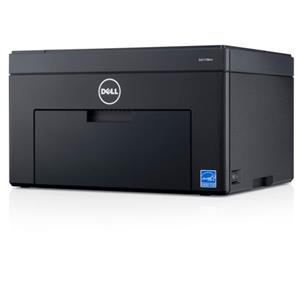 Dell C1760NW Wireless Color Laser LED Printer with Duplex (Black)