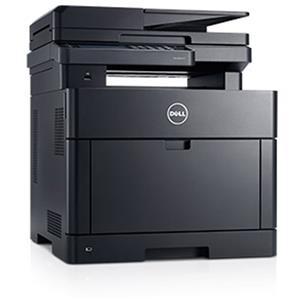 Dell S2825CDN Color Laser All-In-One Printer with Duplex (Black)