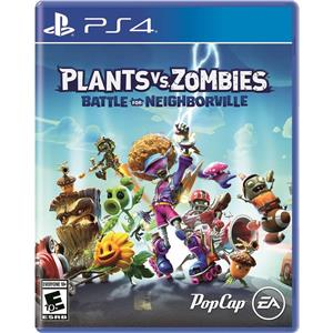Plants Vs. Zombies: Battle for Neighborville for PS4