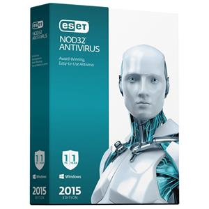 ESET NOD32 Antivirus 2015 for 1 PC