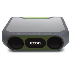 Eton Rukus Xtreme Portable Wireless Solar Ed Bluetooth 4 0 Speaker Single
