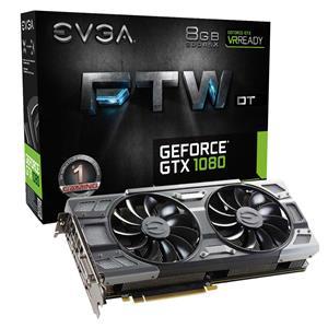 EVGA GeForce GTX 1080 FTW DT GAMING Graphics Card