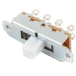 0017087000 fender 3 position slide switch for 39 65 and 39 69 mustang electric guitars white. Black Bedroom Furniture Sets. Home Design Ideas