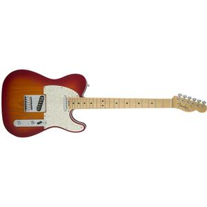 Fender American Elite Telecaster Electric Guitar (Aged Cherry Burst)