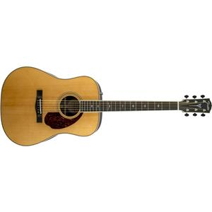 Fender PM-1 Paramount Deluxe Dreadnought Acoustic Guitar (Natural)