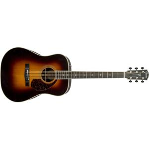 Fender PM-1 Paramount Deluxe Dreadnought Acoustic Guitar (Sunburst)