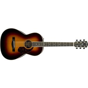 Fender Paramount PM-2 Acoustic-Electric Guitar (Vintage Sunburst)