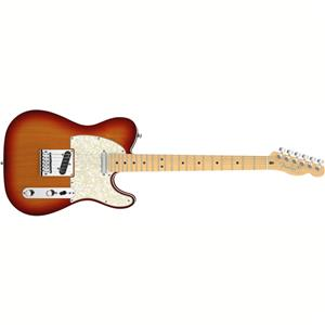 Fender American Deluxe Telecaster Electric Guitar (Aged Cherry Burst) $1049 + free shipping