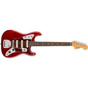 Fender Parallel Universe Limited Edition 2018 Jag Stratocaster 6-String Guitar 22 Frets Modern Deep C