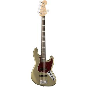 Fender American Elite 5-String Jazz Bass V Electric Guitar