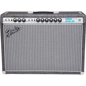 Fender Limited Edition 120V '68 Custom Vibrolux Reverb (Gunmetal Gray)