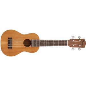 Fender Folk Music Instruments Piha'eu Soprano Ukulele