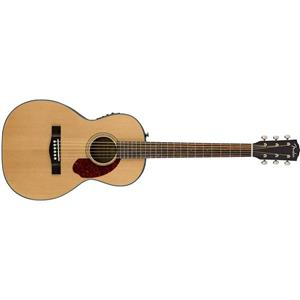Fender CP-140SE Acoustic-Electric Guitar with Case (Natural Finish)
