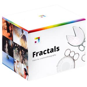 Fractal Filters Classic Prismatic Camera Filters 3 Pack
