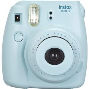 Fujifilm instax mini 8 Film Camera w/50mm Lens
