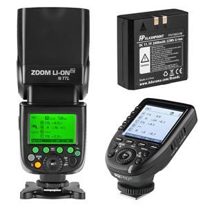 Flashpoint Zoom Li On R2 Ttl On Camera Flash With R2 Pro N