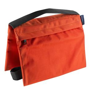 4 Pack Impact Empty Saddle Sandbag 15 lb Orange Cordura