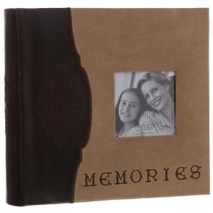 P222320 Fetco Home Decor Billy Series Memories Bound Album Holds