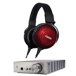 Fostex TH-900mk2 Premium 1.5 Tesla Over-Ear 3.5mm Studio Headphones + Audeze Headphone Amplifier & DAC