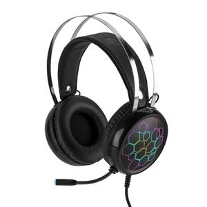 Deals on Green Extreme Super Bass USB Gaming Headset