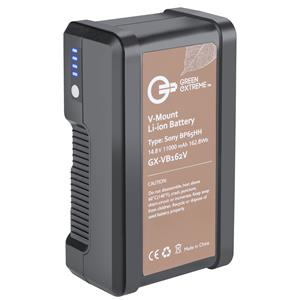 Green Extreme 162WH Lithium-ion V Mount Battery