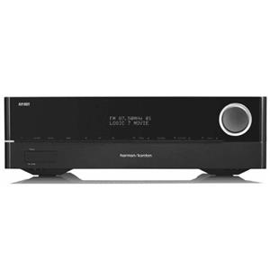 Harman Kardon AVR 1710 7.2-Channel 100-Watt Network-Connected Audio/Video Receiver - Factory Refurbished