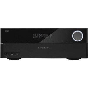 Harman Kardon AVR 2700 7.1 Channel Network A/V Home Theater Receiver - Black - Manufacturer Refurbished