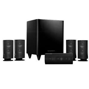 Harman Kardon HKTS 20BQ 5.1-Channel Home Theater Speaker System (Black) - Manufacturer Refurbished