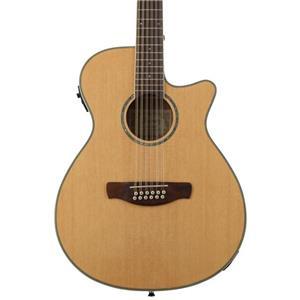 ibanez aeg1812ii 12 string semi acoustic guitar 21 frets mahogany neck treated new zealand. Black Bedroom Furniture Sets. Home Design Ideas