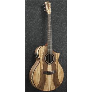 Ibanez Exotic Wood AEW16LTD1 Acoustic Electric Guitar Natural High Gloss