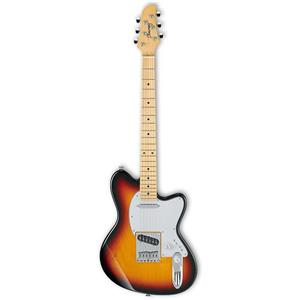Ibanez Talman Prestige Series Electric Guitar (Tri-Fade Burst Maple Fingerboard)