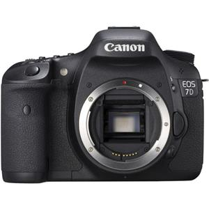 Canon EOS-7D Digital SLR Camera Body 3814B004