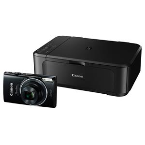 0154c001 Z Canon Powershot Elph 350 Hs Digital Camera Black