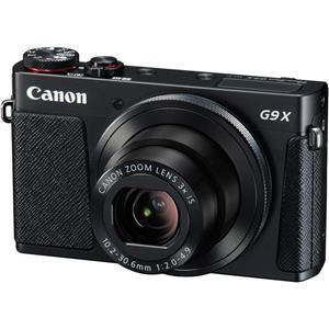 Canon PowerShot G9 X Digital Camera Bundle