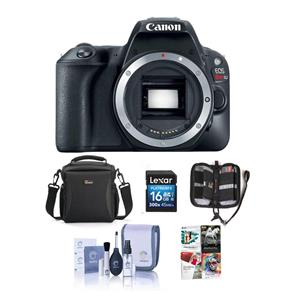 Canon EOS Rebel SL2 DSLR Body - With Free Accessory Bundle